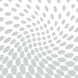 Geometric circles gradient halftone seamless subtle pattern. Background Royalty Free Stock Photography