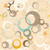 Geometric Circles Stock Photo