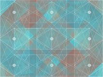 Geometric Colorful Background Vector Stock Photo