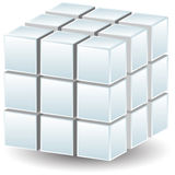 Geometric Cube Stock Photos