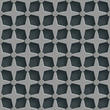 Geometric 3d Seamless Pattern Background. Vector illustration Royalty Free Stock Image
