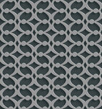 Geometric 3d Seamless Pattern Background. Vector illustration Stock Photography