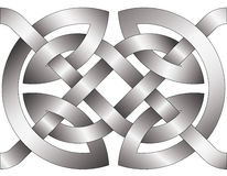 Geometric decoration (vector) Royalty Free Stock Photography