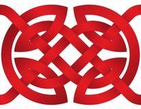 Geometric decoration (vector) Royalty Free Stock Photo