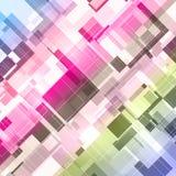 Geometric design background Stock Image