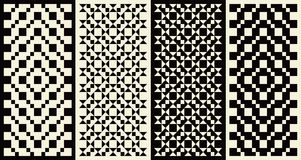 Geometric Designs Royalty Free Stock Images