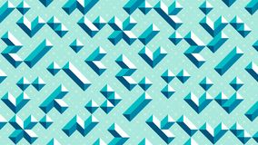 Geometric diagonal city background. Abstract pattern. royalty free illustration