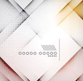 Geometric diamond shape abstract background Royalty Free Stock Images
