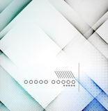 Geometric diamond shape abstract background Royalty Free Stock Photo