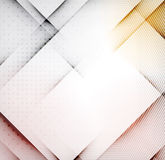 Geometric diamond shape abstract background Stock Images