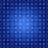 Geometric diamond shape seamless pattern, vector Royalty Free Stock Image