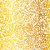 Geometric doodle seamless wallpaper pattern. Royalty Free Stock Photos