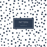 Geometric dot pattern Stock Photos