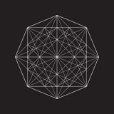 Geometric element Stock Photography