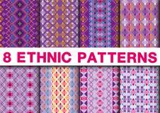Geometric Ethnic pattern Stock Image