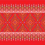 Geometric Ethnic pattern Stock Photography