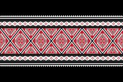 Geometric ethnic pattern traditional Royalty Free Stock Image
