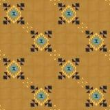 Geometric ethnic seamless pattern. Stock Images