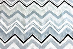 Geometric fabric Royalty Free Stock Photography