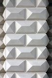 Geometric facade Stock Photography