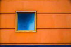 Geometric Facade Royalty Free Stock Images