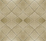 Geometric Floor Background. Royalty Free Stock Photo