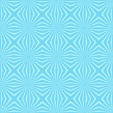 Geometric Flower Blue seamless pattern background Royalty Free Stock Photo