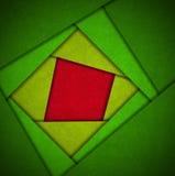Geometric Forms - Velvet Royalty Free Stock Photography