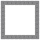 Geometric frame (vector) Stock Photography