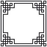 Geometric Frame (vector) Stock Photo