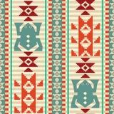 Geometric frogs pattern Royalty Free Stock Photo