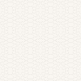 Geometric gray simple seamless abstract pattern Royalty Free Stock Photo