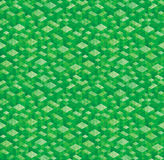 Geometric Green Backgrounds. Royalty Free Stock Photography