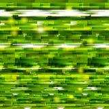 Geometric green pattern for seamless easten style decor. Geometric pattern for seamless eastern style decor Stock Photo