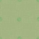 Geometric Green Seamless Background Royalty Free Stock Photos