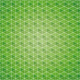 Geometric green tones background patterns icon. Flat design geometric green tones background patterns icon  illustration Royalty Free Stock Photo