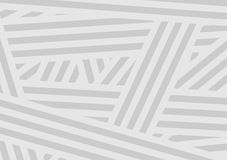 Geometric grey stripes abstract background Royalty Free Stock Photo