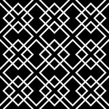 Geometric grid, mesh pattern with intersecting lines. Abstract grille, reticulated, cellular pattern. - Royalty free vector illustration vector illustration