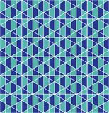 Geometric grid seamless pattern design royalty free stock photos