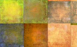 Geometric grunge background. With earthy texture Royalty Free Stock Photo