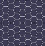geometric hexagon minimal grid graphic pattern Vector Illustration