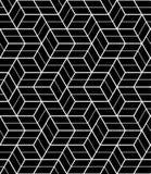 Geometric hipster fashion design print 3d cubes pattern. Abstract geometric hipster fashion design print 3d cubes pattern Stock Image