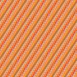 Geometric hipster pattern with diagonal lines Stock Photography