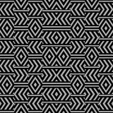 Geometric Intricate Abstract Pattern Stock Images
