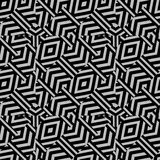 Geometric Intricate Abstract Pattern Royalty Free Stock Photography