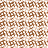 Geometric jagged corners seamless background Royalty Free Stock Photo