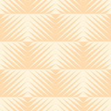Geometric jagged edge seamless pattern. Stock Images
