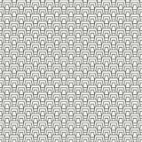 Geometric line monochrome abstract hipster Stock Images