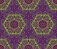 Geometric lines seamless vector pattern ornamental. Festive Colorful Tribal ethnic seamless vector pattern ornamental Stock Photo