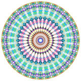 Geometric Mandala Stock Photography
